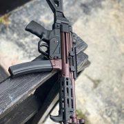 Zenith Firearms MP5 with custom cerakote. best custom gun shop